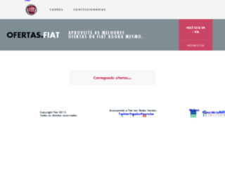 varejo.fiat.com.br screenshot