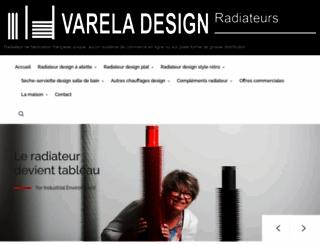 varela-design.com screenshot