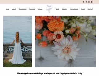 varesewedding.com screenshot