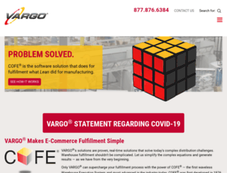 vargosolutions.com screenshot