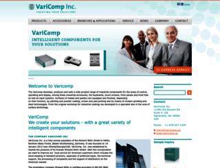 varicomp.us screenshot
