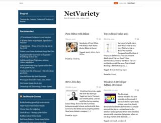 variedadesnet.wordpress.com screenshot