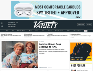 varietyarabia.com screenshot