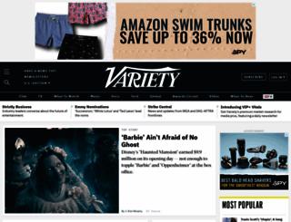 varietylatino.com screenshot