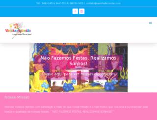 varinhadecondao.com.br screenshot