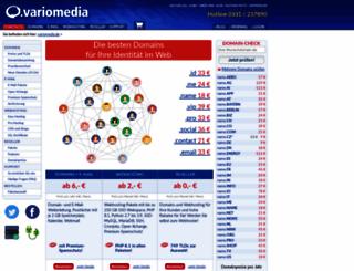 variomedia.de screenshot