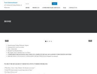 varisinternational.com screenshot