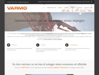 varmonoleggio.com screenshot
