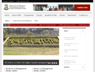 varnish1.mu.ac.in screenshot