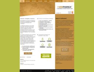varphonex.com.br screenshot