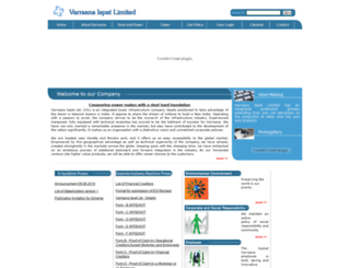 varrsana.com screenshot