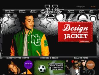 varsityapparel.com.au screenshot