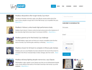 varsitypost.com screenshot