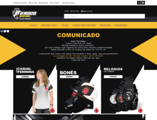 vascoboutique.com.br screenshot