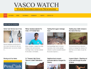 vascowatchonline.com screenshot