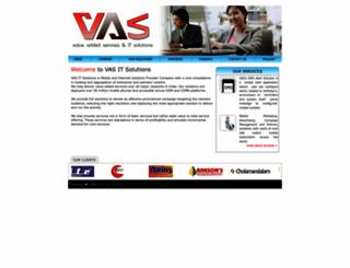 vasitsolutions.com screenshot