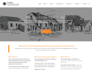 vassa.org.za screenshot