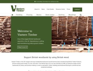 vastern.co.uk screenshot