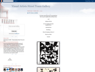 vastgallery.blogspot.com screenshot