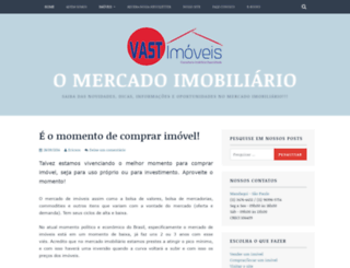 vastimoveis.wordpress.com screenshot