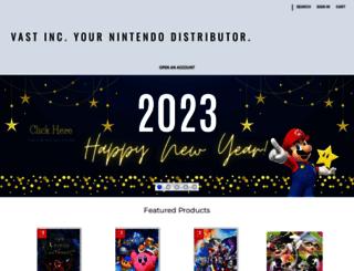 vastvideogames.com screenshot