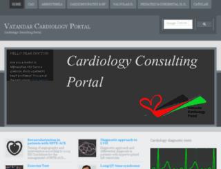 vatandar.com screenshot
