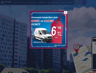 vatankargo.com.tr screenshot