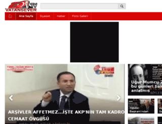 vatanseverturk.tv screenshot
