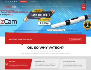 vatechindia.in screenshot