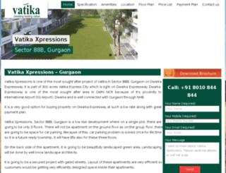 vatikaxpressions.com screenshot