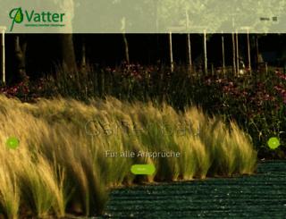 vatter-garten.ch screenshot