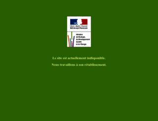 vaucluse.pref.gouv.fr screenshot