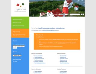 vaughan-on.cofars.ca screenshot