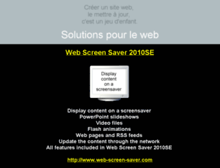 vaugouin.com screenshot
