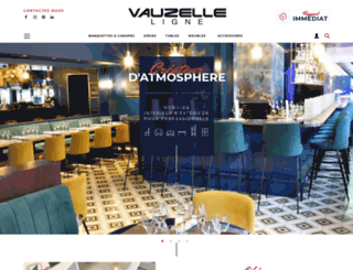 vauzelle.com screenshot