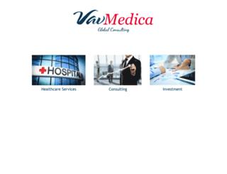 vavmedica.com screenshot