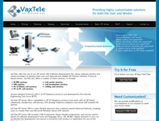 vaxtele.com screenshot