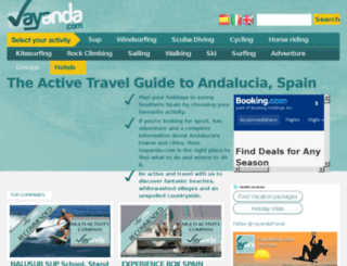 vayanda.com screenshot