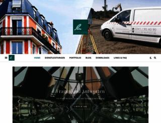 vb-leuthold.de screenshot
