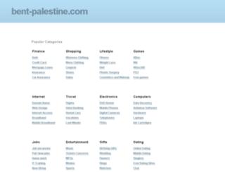 vb.bent-palestine.com screenshot