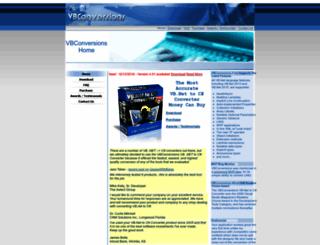 vbconversions.net screenshot