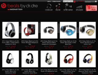 vbeatsbydreforcheap.com screenshot