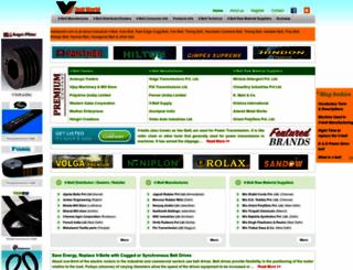 vbeltworld.com screenshot