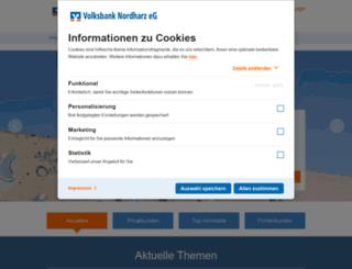 vbnh.de screenshot
