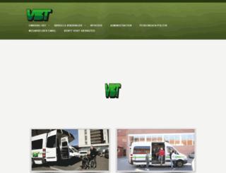 vbt-as.dk screenshot
