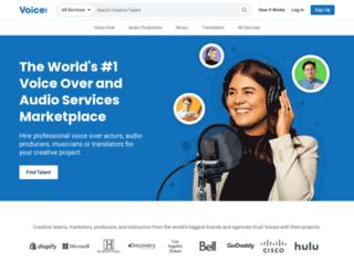 vbtest2.voicebank.net screenshot