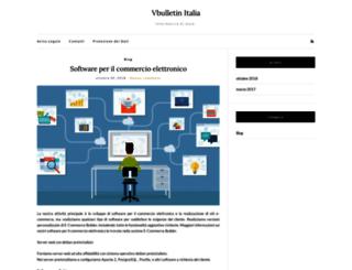 vbulletin-italia.it screenshot
