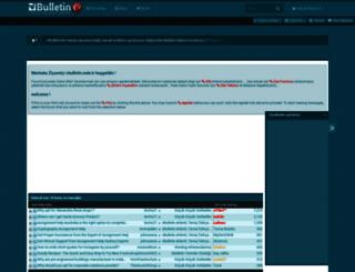 vbulletin.web.tr screenshot