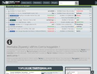 vbulletintr.com screenshot
