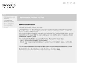 vbv.bonuscard.ch screenshot